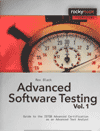 Advanced Software Testing Vol. 1